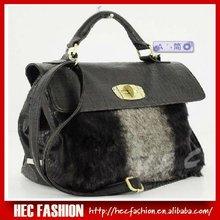 crocodile print lady fashion handbag,2012 new handbags,CT11938