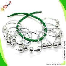elastic bungee hair ring