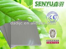 2013 China Senyu waterproof green decking WPC materials