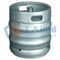 barril de cerveza con material de acero inoxidable para 25l