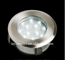 91091 ip67 decorative 1.2w stainless steel led deck lighting
