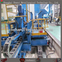 Four Hi Reversible Cold Rolling Mill