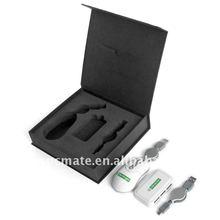 mouse and usb hub gift kit, laptop usb travel set