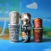 8oz hot paper cup