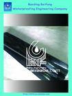 modified asphalt roofing self adhesive waterproofing material