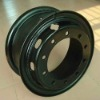 bus and truck steel wheel rim 7.50v-20