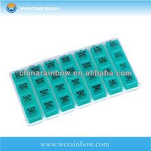 plastic 28 day pill box wholesale