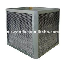 plate distance from 3.0-12.0mm Aluminium foils plate air heat exchanger