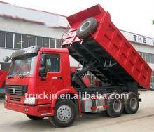 used man diesel tipper truck/used howo truck/toyota diesel lhd/SINOTRUK HOWO 6x4 Dump Truck LHD ZZ3257M3247B