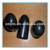 Black rubber cover