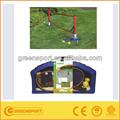 Bolso de la manija, 2 rackets+net, soporte de tenis set
