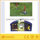 handle bag,2 rackets+net, tennis stand set