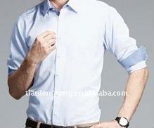 P/C 65/35 45s 133*72 white poplin for shirt