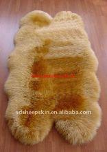 Merino Sheepskin Rug Quatro 4 Pelt