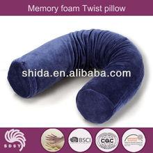 memory foam Twist pillow