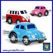 Novelty Lovely Colourful Design MINI Cooper Car Toy USB Flash Drive Different Kinds For Your Option