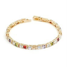 (0609310) 2012 new style fashion imitation gold bracelet