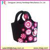 Hot sale handled felt shopping bags for women