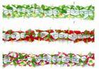Decorative Artificial Flower garland