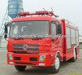 4*2 dongfeng camión de bomberos
