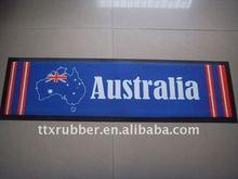 promotional beer bar mat,bar mat,EU bar matt