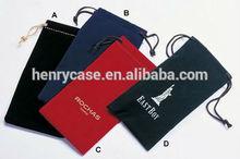 cheap custom microfiber sunglass pouches of wenzhou, china