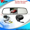 RV-400A Car rearview system with 4inch digital rear mirror monitor