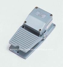 FS-5A 15A Aluminum Foot Pedal Switch