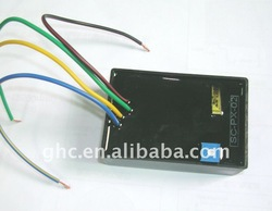 new developed adjustable racing CDI for motorcycle