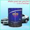 Acrylic Urethane Car Refinish Paints
