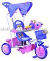 Triciclo infantil infantil bebê moderno triciclo