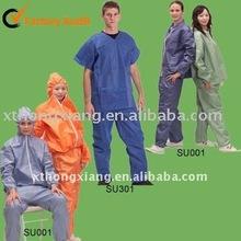SMS Scrub Suit, Microporous Suit