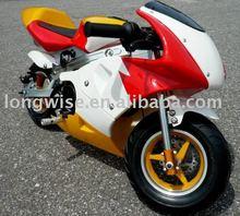 CE chinese motorbike factory (49cc) motorbike LWPB-608D