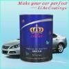 Automotive Refinish Paint Acrylic Polymer