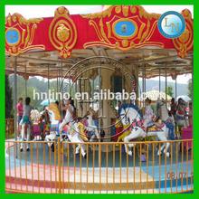 Popular&Interesting children game amusement park rides carousel for sale