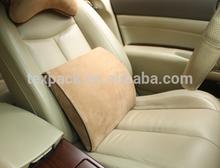 2015 New Arrival Comfort Memory Foam Car Pillow