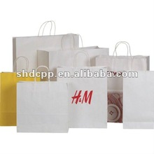 shanghai 2014 Kraft paper shopping bag