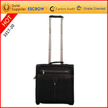 2012 fashion luxury trolley luggage factory price