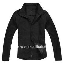 TC fleece jumper jacket with full zipper 2012 winter