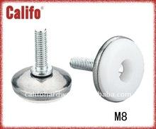 M8/M6 Colorful furniture glide feet&nylon adjustable feet