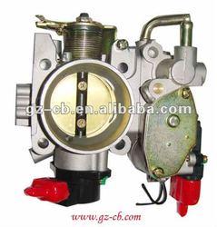 1994-1996 Throttle position sensor TPS SENSOR ASSEMBLY assembly MD614696