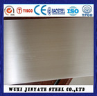 cold rolling 304 hairline finish stainless cutting sheet