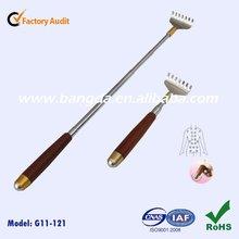 telescopic backscratcher, metal scratcher