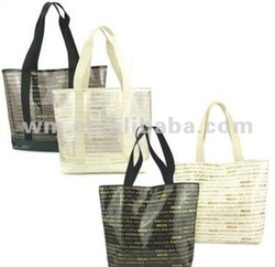 Fashion Shenzhen PVC beach tote bag with various colors