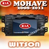 WITSON KIA MOHAVE CAR STEREO with SD card for Music and Movie
