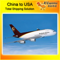 billige luftfracht china nach usa