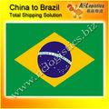 شحن الحاويات الصين الى البرازيل