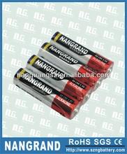 lr6 size alkaline 8 aa battery pack