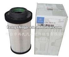 OM501 engine mercedes benz oil filter