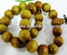 Natural Pantone crystal beads bracelet 18mm